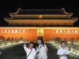 Jarda a Cinani pred fotkou Maoa