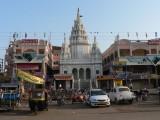 Strecha templu v Puri