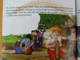 jak se nesmi chovat v laosu