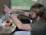 Jarda ve vlaku