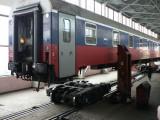 Vymena podvozku v Brestu
